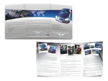 Mercedes Benz Rent - Folder