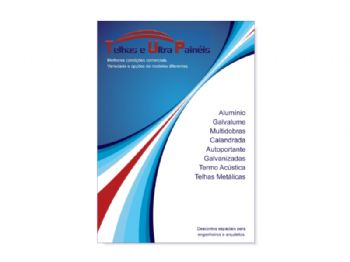 Telhas e Ultra Painéis - Catálogo
