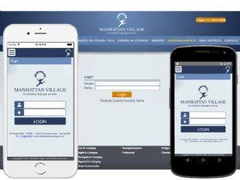 Manhattan Village - Aplicativo Android e iOS