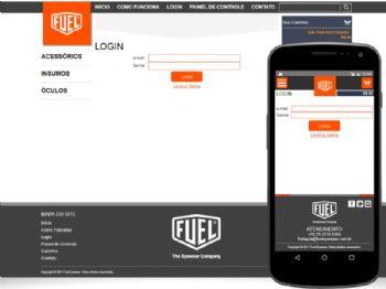 Fuel Eyewear - Extranet Para Franqueados
