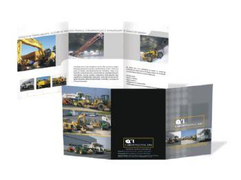 Cargo Máquinas - Folder