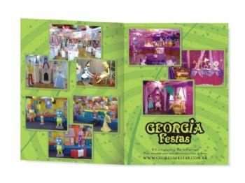 Georgia Festas - Anúncio