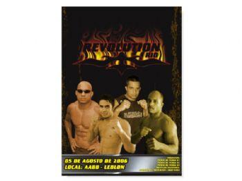 Revolution - Cartaz