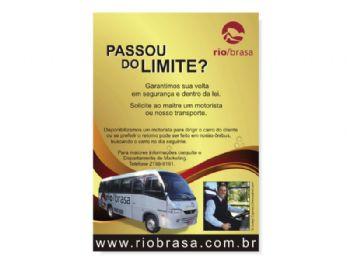 Rio Brasa - Panfleto