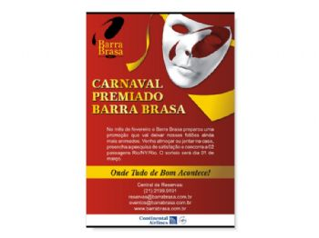 Barra Brasa - Carnaval