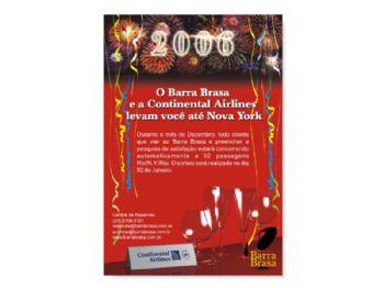 Barra Brasa - Reveillon