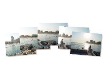 Praia da Barra - fotos originais.