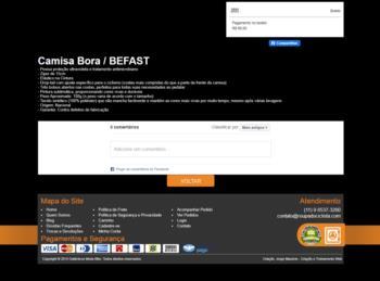 Continuação do exemplo da página de detalhes dos produtos.
