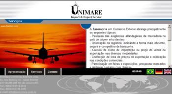 """Unimare - 2005<div>Portfólio Completo: <a href=""""https://www.jorgemauricio.com/pt/SiteProdutosDetalhes.aspx?idTbProdutos=1957"""">www.jorgemauricio.com/pt/SiteProdutosDetalhes.aspx?idTbProdutos=1957</a></div>"""