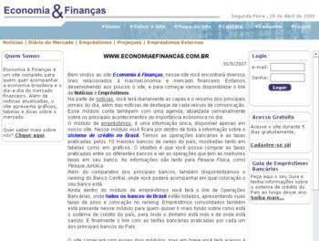 """Economia e Finanças - 2007<div>Portfólio completo: <a href=""""https://www.jorgemauricio.com/pt/SiteProdutosDetalhes.aspx?idTbProdutos=1597"""">www.jorgemauricio.com/pt/SiteProdutosDetalhes.aspx?idTbProdutos=1597</a></div>"""
