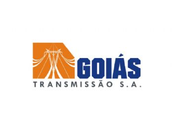 Logomarca Goiás Transmissão de Energia.