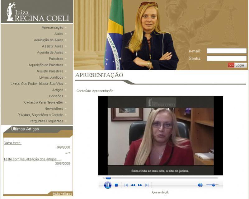 Juiza Regina Coeli