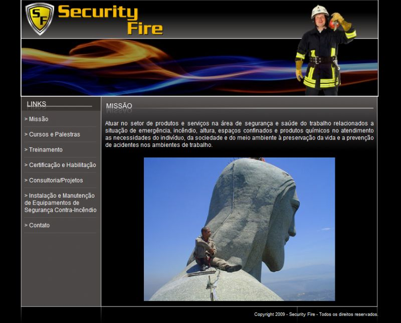 Security Fire
