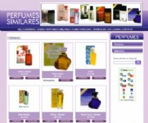 Simple e-commerce for perfumes with fragrances alike the original known ones, on the market. Produced by Paris Elysses, has a great quality and that's the reason for my interest on commercializing it, besides getting to know about the business operation from a merchant's point of view. Project in partnership with a friend of mine responsible for the commercial and operational part.<br/>